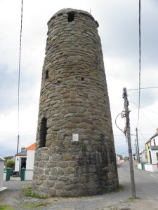 This Bell Tower from the 6th Century still stands